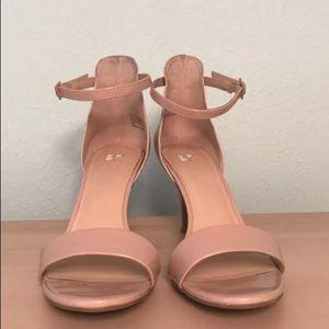Light Pink BP Heels