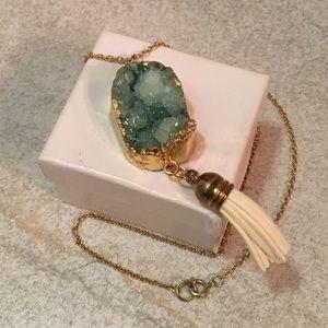 Jewelry - 🆕🌟GEM•STONE•NECKLACE🌟