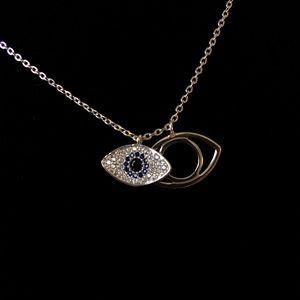 Jewelry - Evil Eye Necklace ✨🦋
