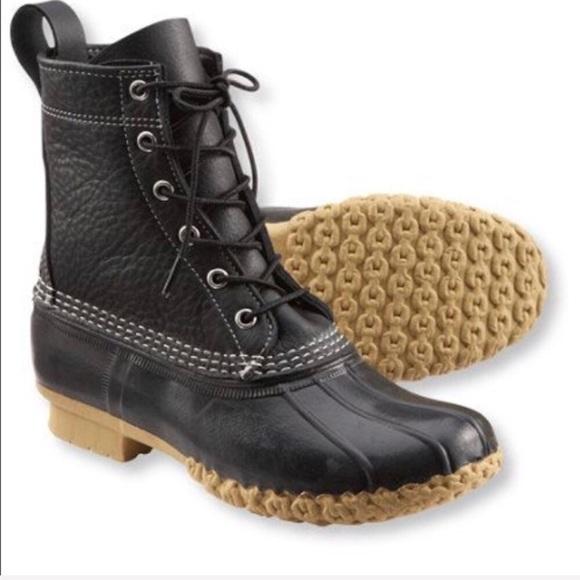 L.L. Bean Schuhes   Ll Bean Solid schwarz Damenschuhe 6 Bean Stiefel Größe 6 Damenschuhe ... 2726a2