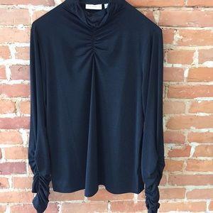 Black dressy blouse