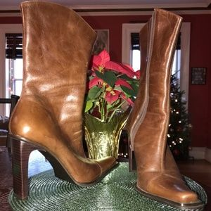 Steve Madden brazilian leather Brisa boots