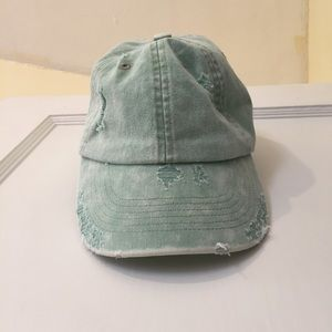 NWOT Urban Outfitters Distressed Dad Hat