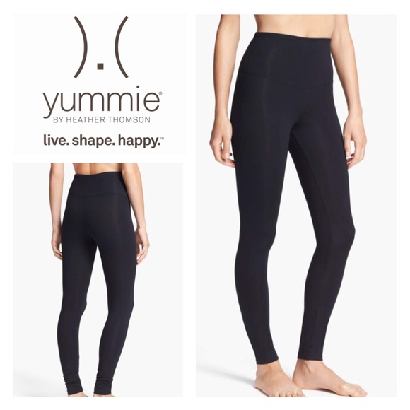 ed161552b09714 Yummie by Heather Thomson Pants | Yummie Rachel High Waist Leggings ...