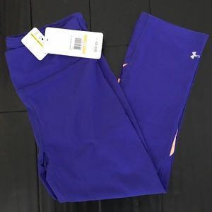Under Armour UA Stunner Stretch Woven Capri