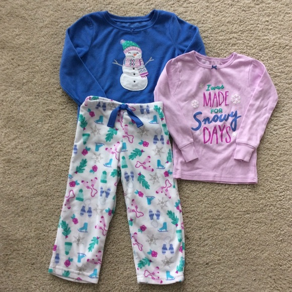 Carter/'s 3-Piece Pajama Set