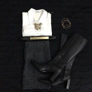 The Gap Women's wool mini skirt size 2