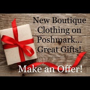 Other - Boutique Items are New With Tags! Great Gifts!