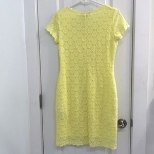 Ronni Nicole Dresses - Yellow sun dress