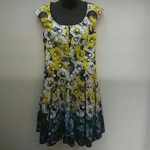 Maggy London Dahlia Dress Size 6