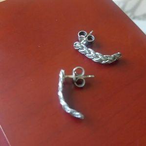 Jewelry - Silver Earring (artisan)