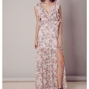 NWOTs  for love and lemons bee balm maxi small