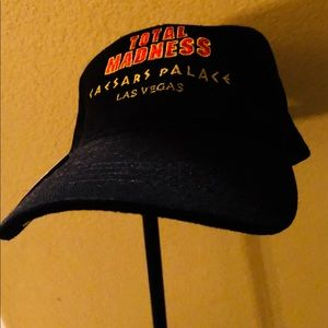 Other - This Vintage Total Madness Caesar s Las Vegas Cap a45bdf9a3b3e