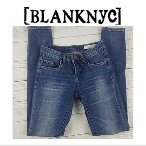 Blank NYC Jeans Skinny Size 24