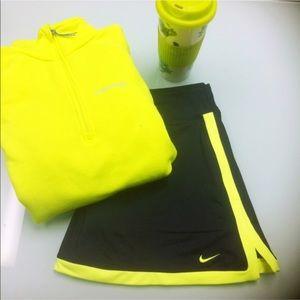For @kahamm2001 Nike Neon Border Skirt
