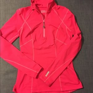 Zella half zip pullover