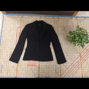 Escada stretch wool blazer sz 34