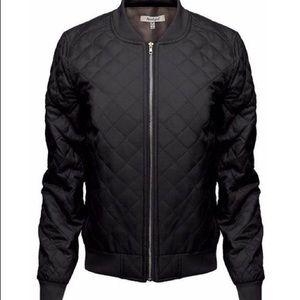 Jackets & Blazers - ❄️HOST PICK❄️ Black bomber jacket