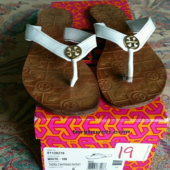 bd46589c6 Tory Burch Shoes - Famous Tory Burch Thoracic 2 Saffiano patent