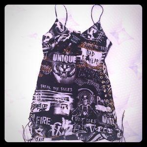 Victoria's Secret x Balmain Slip Dress L