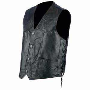 Rocky Ranch Hides™ Rock Design Genuine Hog Leather