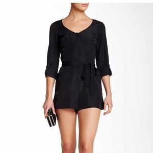 Jack B.B. Dakota Scoop Neck Romper