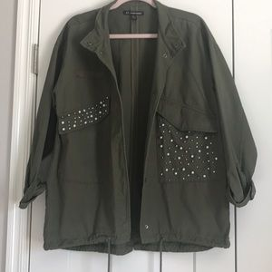Zara TRF collection outerwear size large