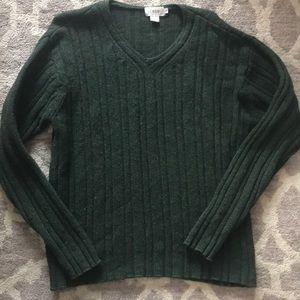 Men's j crew wool sweater
