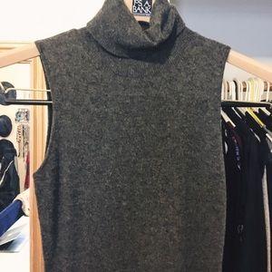 Ralph Lauren Cashmere midi sweater dress