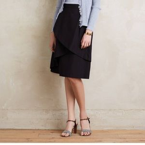 Anthropologie Origami skirt by Maeve