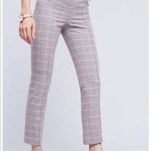 Anthropologie Cartonnier Isabella Tapered Trousers