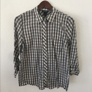 NWOT Lucky Brand button up