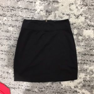 BDG black body con skirt