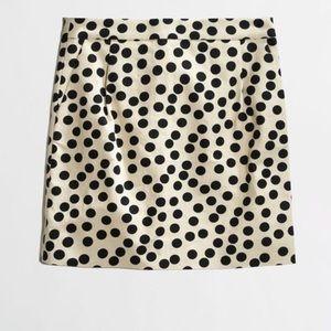 J Crew Factory Mini Skirt S4 NWT
