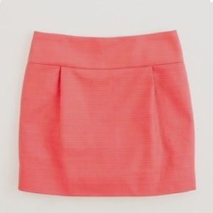 J Crew Factory Pink Mini Skirt S4