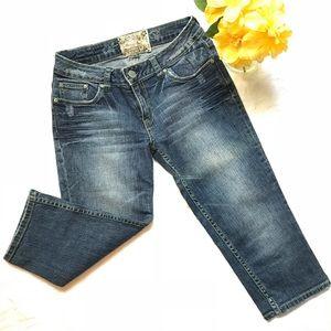 American Rag Juniors Capri Jeans