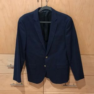 J Crew navy blue blazer, Thompson