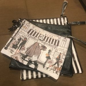 Henri Bendel Make-Up Bags (brand new)