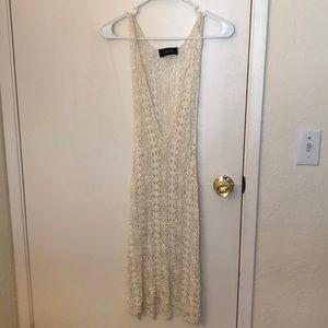 Minkpink crochet slip