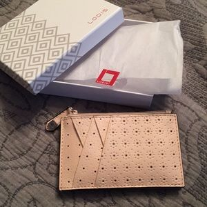 Lodis Blair Perforated Card Case