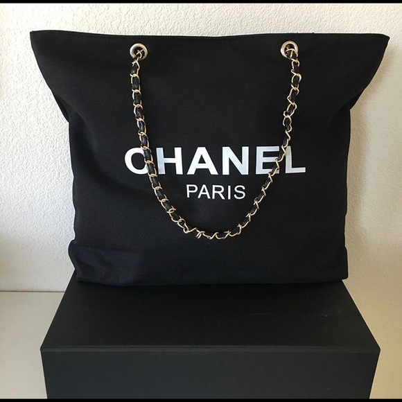 CHANEL Handbags - NWOT Chanel VIP Gift Tote Bag - AUTHENTIC 6f4ead3f59