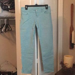 LC skinny colored jeans