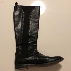 YSL riding boots