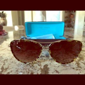 Ted Baker Aviator Sunglasses womens