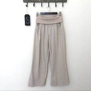 Xhileration | Comfy Linen/Rayon Pants | SP
