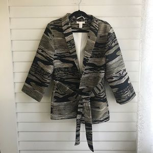 H&M Textured Jacket
