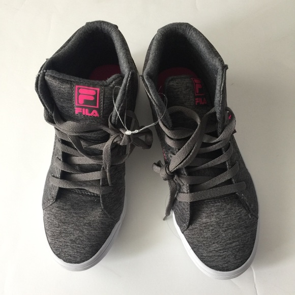 fila shoes high cut