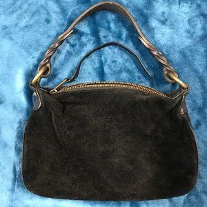 Gap Suede Small Bag