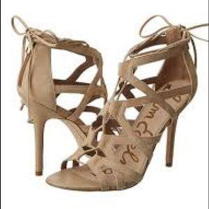 Almira Edelman Up Lace Sandals Sam rCodBex