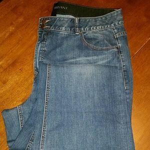 Lane Bryant High Rise Boot Cut Jeans 24 Long